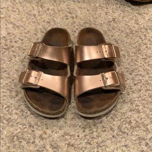 Birkenstock Cooper Arizona strappy sandals 11-11.5